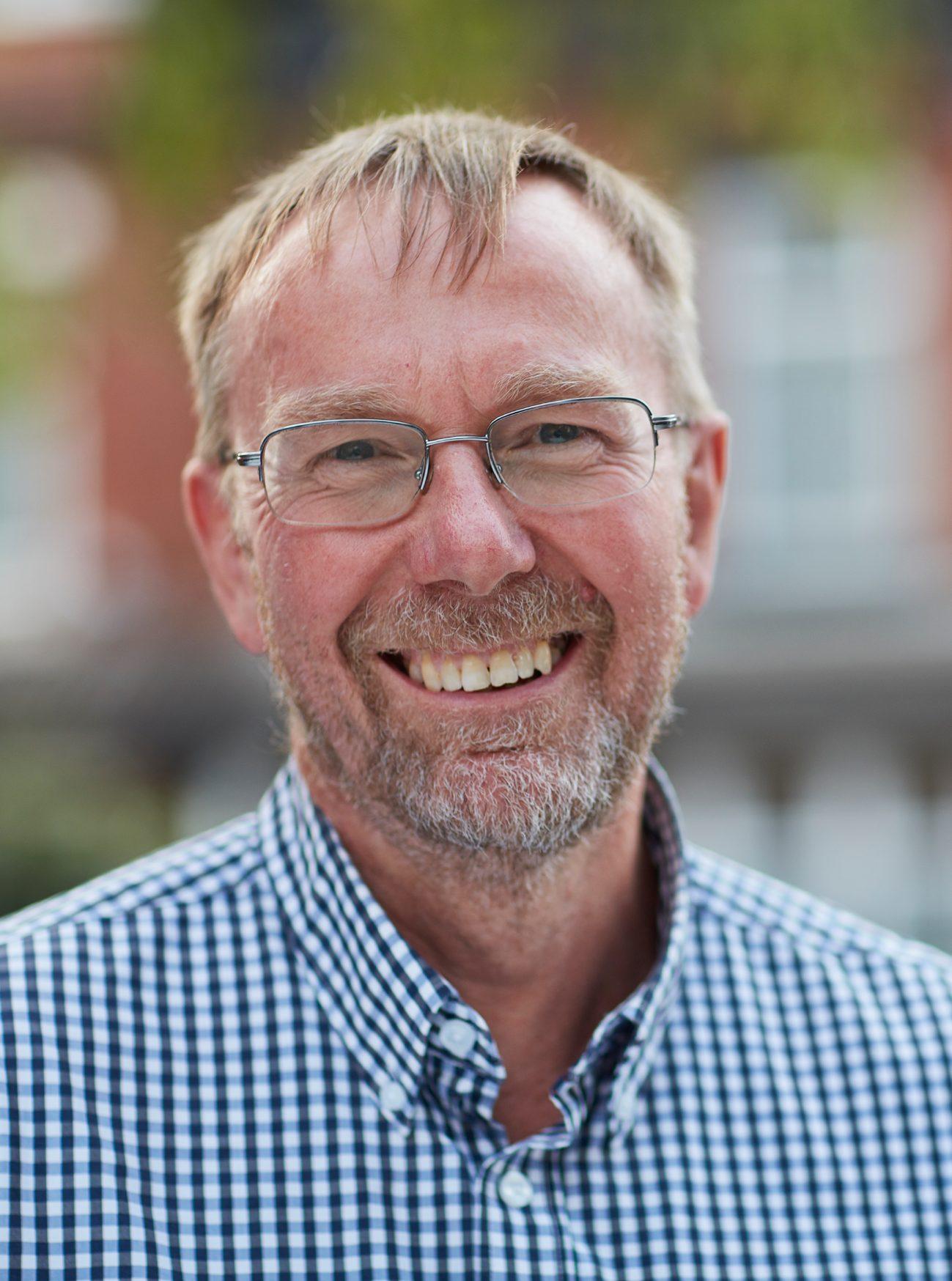 David Wilmhurst