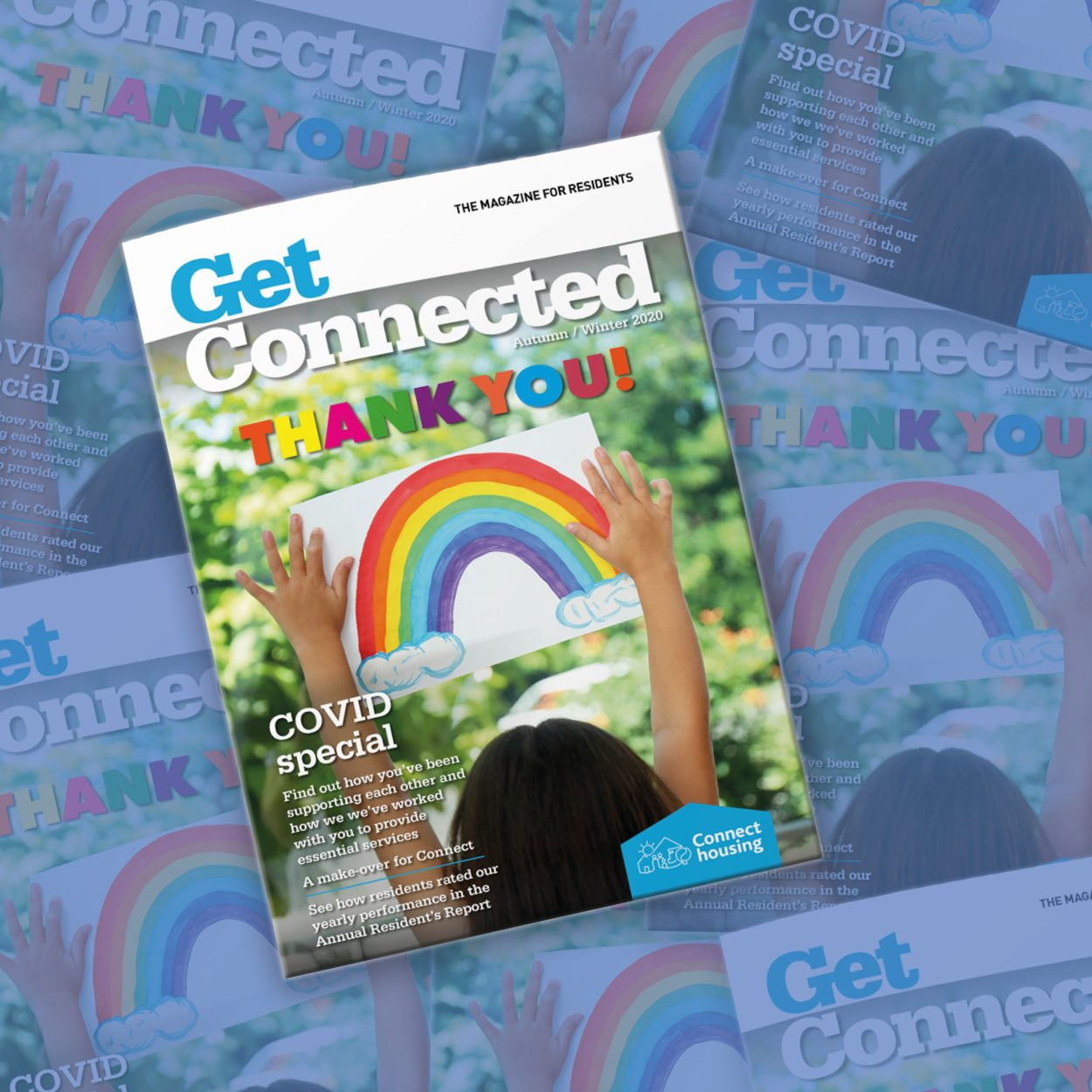 Get Connected magazine
