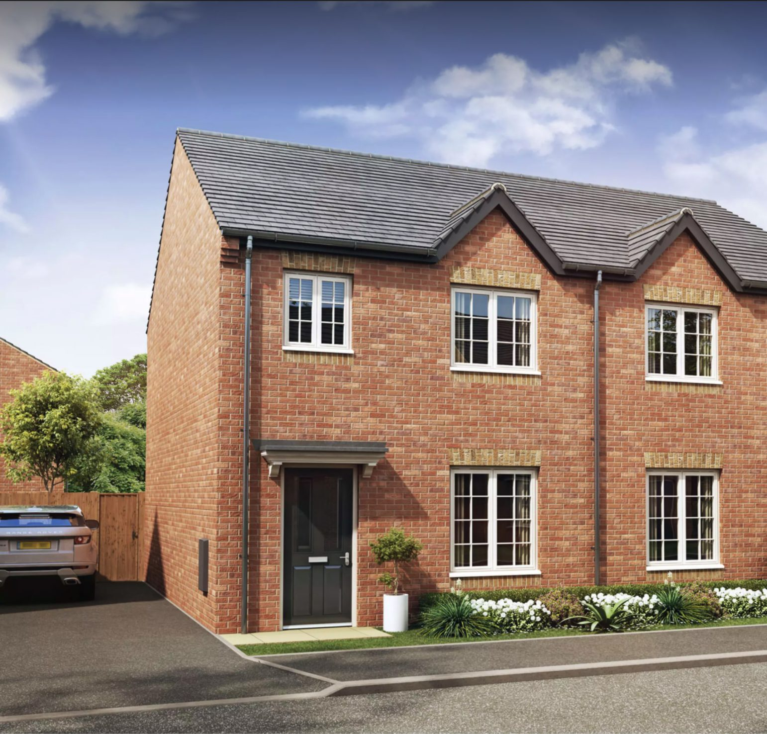 New shared ownership scheme launched at Stonecross Rise