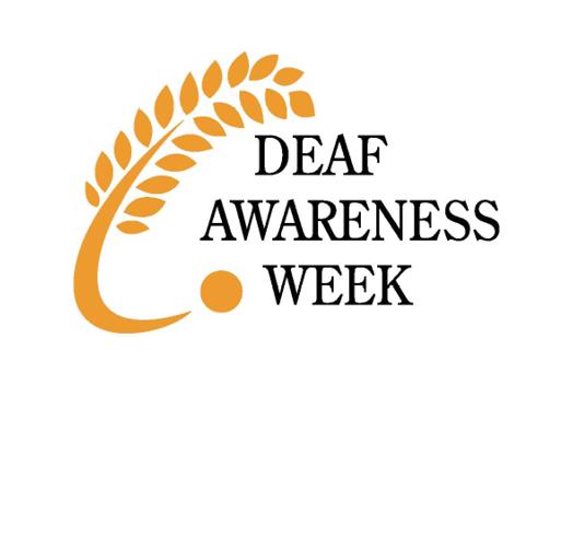 Deaf Awareness Week
