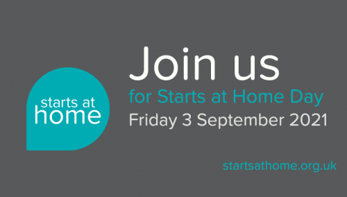 Join Us for Start At Home